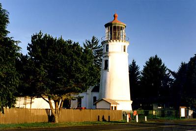 Umpqua River Light, Oregon