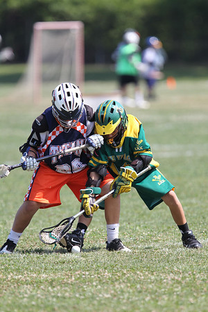 (7th Grade Boys) Titans Lax vs. 3 Village (PF)