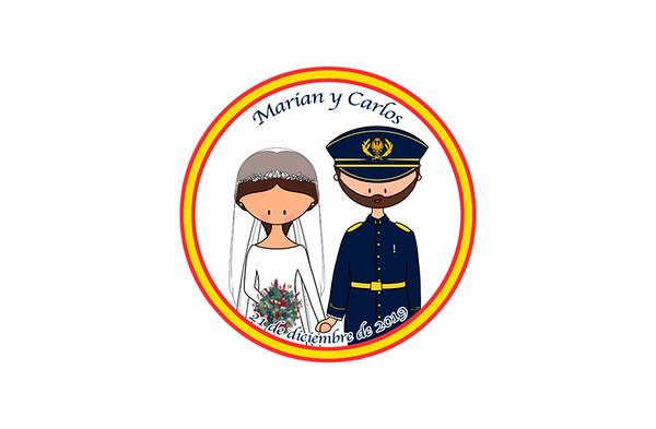 Carlos & Marian - 21 diciembre 2019