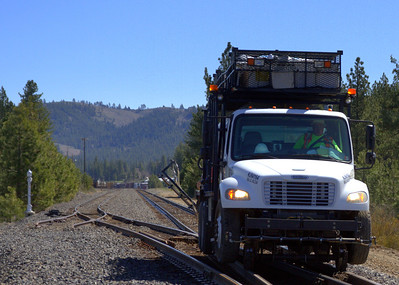 Working on the Canyon Sub Feather River Canyon UPRR
