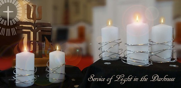 Service of Light in the Darkness