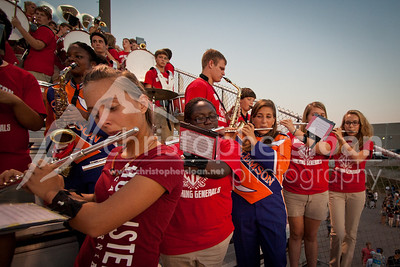 Friday Night Lights - Hillcrest vs Wade Hampton - Photos by Christopher Sloan