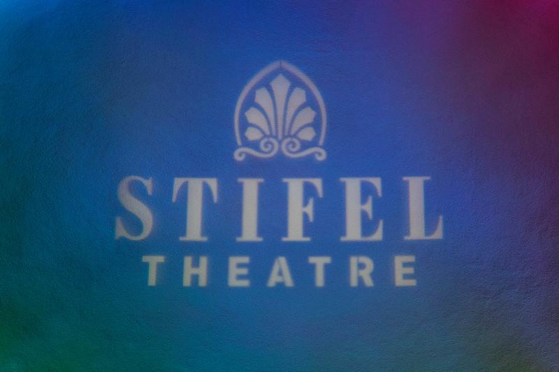 Stifel Theatre Roof