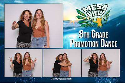 Mesa View Promotion Dance