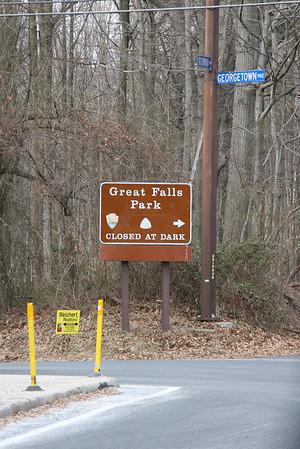 Great Falls Park Virginia