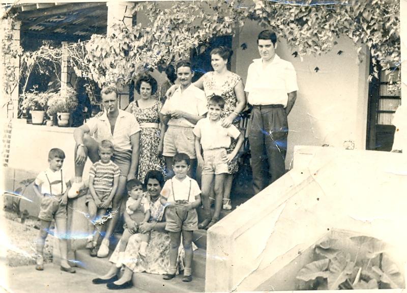 Fucauma, Janeiro 1961: