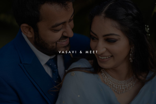 Vasavi & Meet