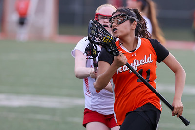 Girls Varsity Lacrosse v Annandale 6/8/21