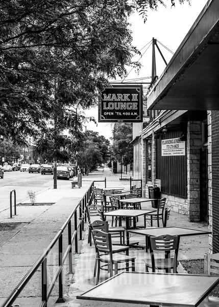 Mark II Lounge