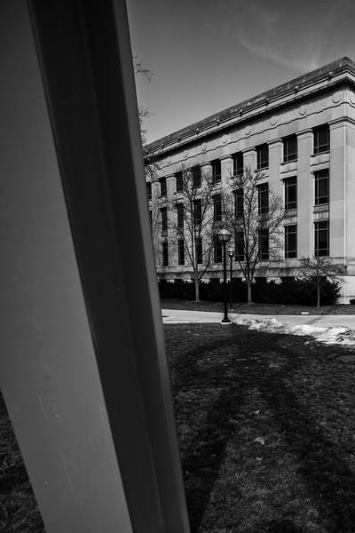 2021-02-28 Ann Arbor in Black and White
