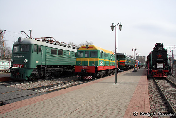 Moscow History Museum of Railway Transport