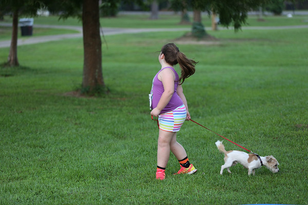 2016 Second Annual Dog Days 5k and 2 mile walk