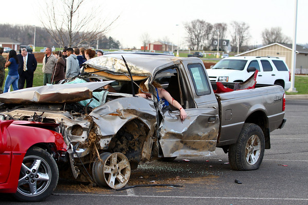 EVHS Mock DUI Crash