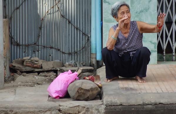 Cambodia V (Distinct Faces)