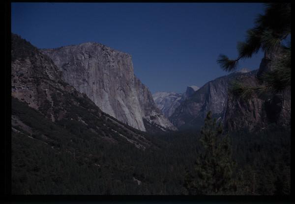 Roll 00025 - Yosemite
