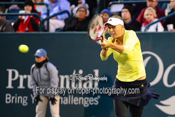 WTA Tennis Day 7