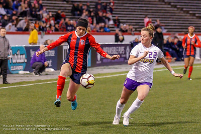Washington Spirit v James Madison University (16 March 2019)