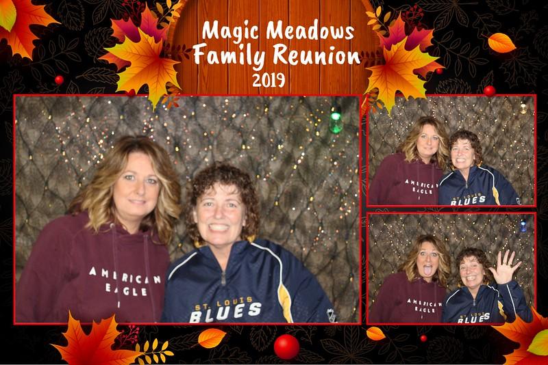 Magic Meadows Family Reunion 2019