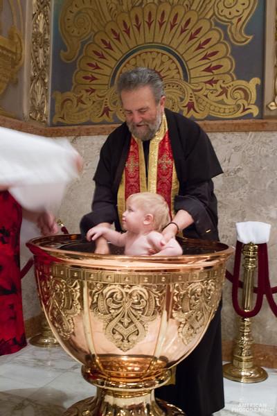 Axume Baptism