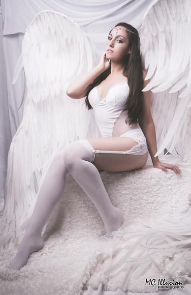 Angel - Amy NIcole Cosplay