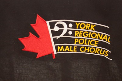 2015-11-22 York Region Police Choir