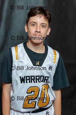 Nauset B Varsity Basketball Team and Roster 2019_2020