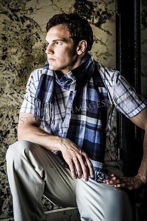 Travis Huddleston Modeling Gallery