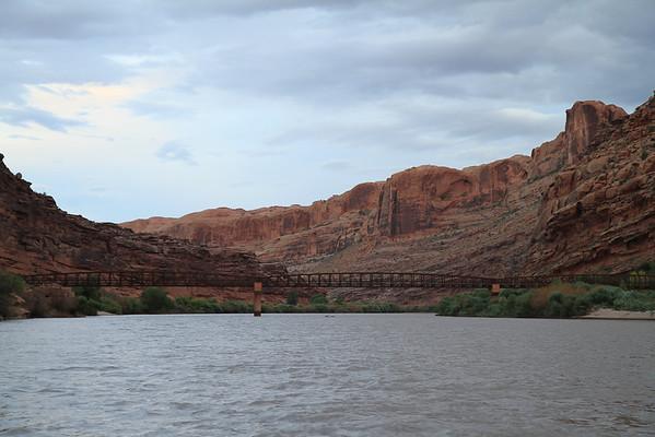 Colorado River Float Trip in Moab, Utah