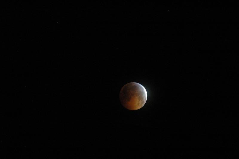 December 2010 Lunar Eclipse - 7