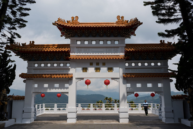 Xuanzang Temple, Sun Moon Lake, Taiwan