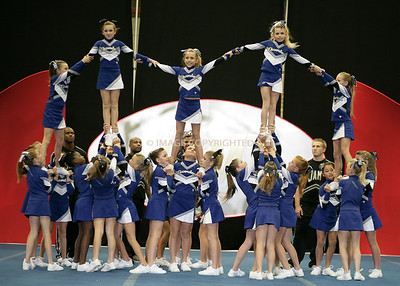 JPW/PeeWee Open Competition Cheer 2007