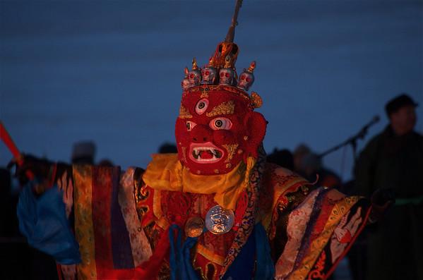 New Years Day Sunrise - Khangai, Mongolia