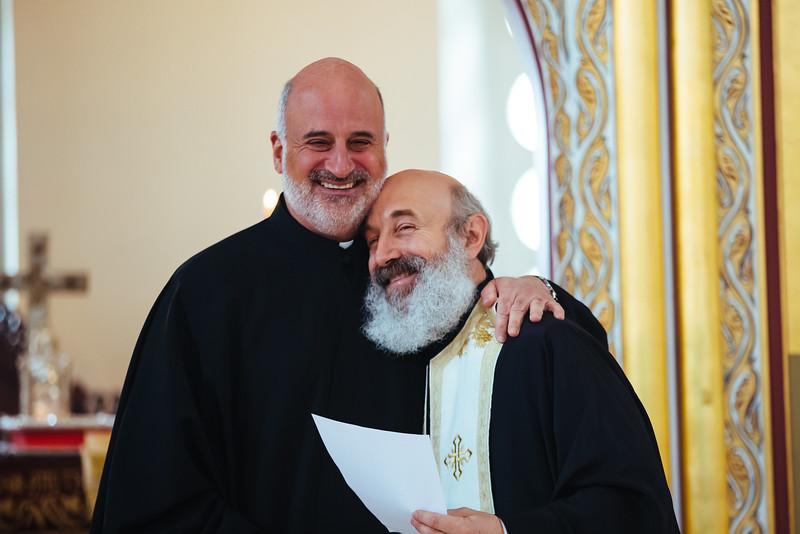 Alumni Divine Liturgy and Memorial Service - May 19, 2016