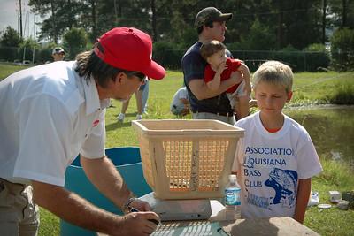 BassLife @ ALBC Kids' Tournament 2006, Fish Hatchery Ponds on Cross Lake