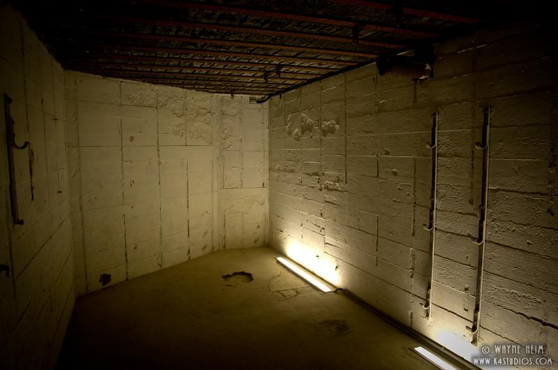 German Bunker 17   Photography by Wayne Heim