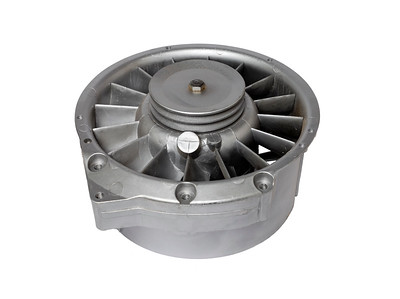 DEUTZ 6 CYLINDER AIR COOLER ENGINE FAN BLOWER