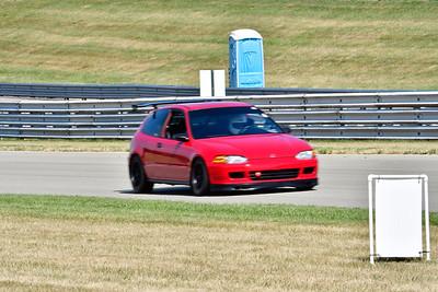 2020 SCCA TNiA July 29 Pitt Race Adv Red Civic Wing