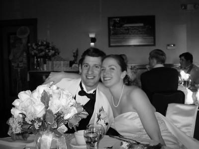 Fred & Cherish Wedding in Portland, OR, April, 2002