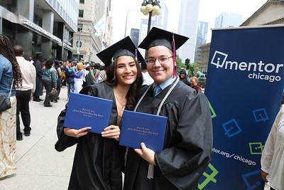 2019 iMentor Graduating Seniors Ceremony (Crane Medical Prep)