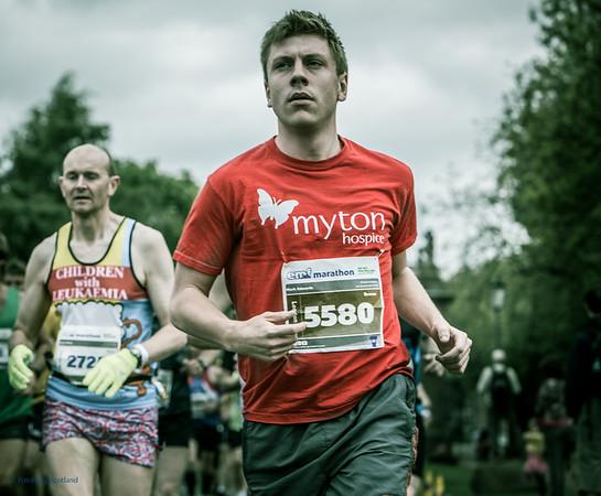 2013 Edinburgh Marathon
