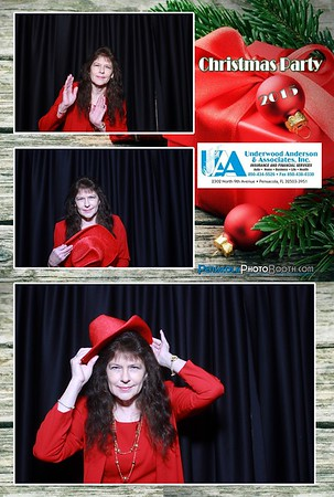 UAA Christmas Party 12-10-2015