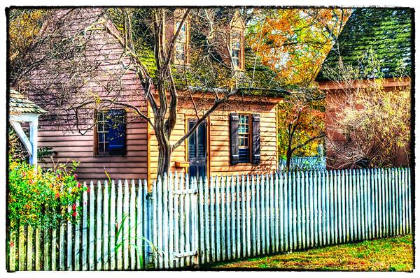 Colonial Williamsburg Architecture