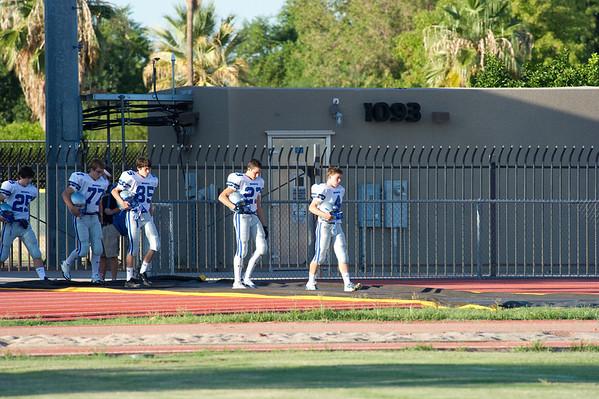 2010-09-23 MHS JV vs Corona Del Sol
