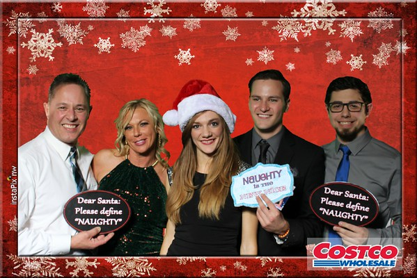 Costco Vancouver Holiday Party