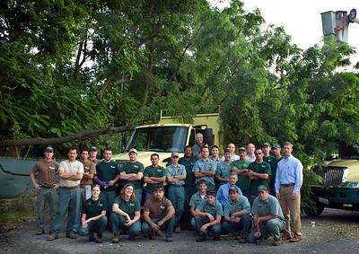 2008 Storm Response Crew