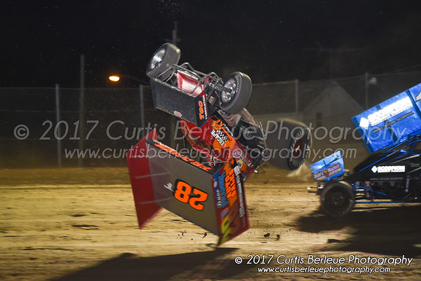 PST Outlaw Speedway 4/21/17