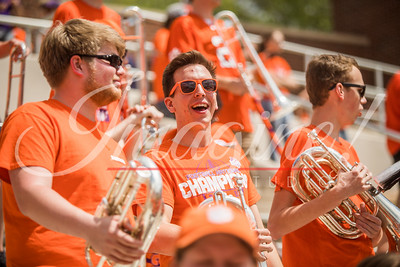 Orange-White Spring Game - Photos by Christopher Sloan