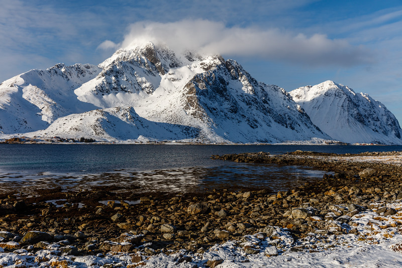 From a research trip to the Norwegian Lofoten Islands in winter 2016. See workshops here https://www.hanskrusephotography.com/Hans-Kruse-Photo-Workshops/Workshops