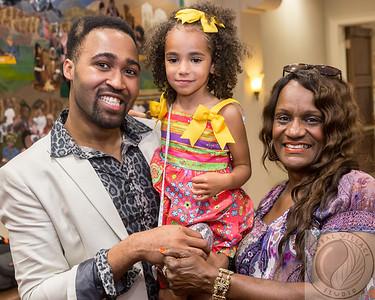 Jermaine Brown Recital Reception 5 20 2014