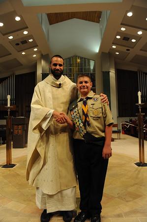 2015 Catholic Scouting Awards